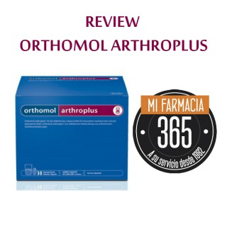 Orthomol Arthroplus. Análisis y Review.