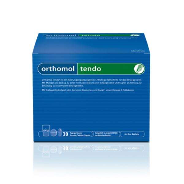 Orthomol Tendo 30 sobres granulado